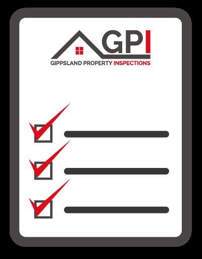 Gippsland Property Inspection - Checklist